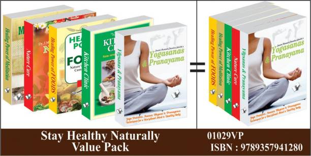 Stay Healthy Naturally Value Pack