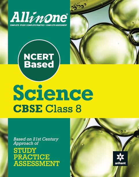 Cbse All in One Ncert Based Science Class 8 2020-21