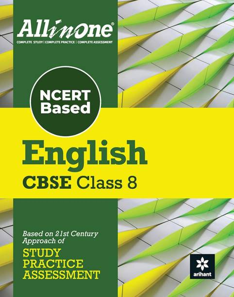 Cbse All in One Ncert Based English Class 8 2020-21