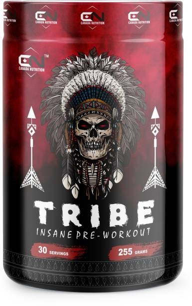 CANADA NUTRITION TRIBE INSANE PRE WORKOUT Energy Drink