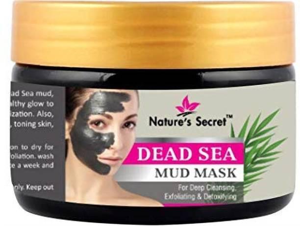 Nature's Secret Dead Sea Mud Mask 160 GM
