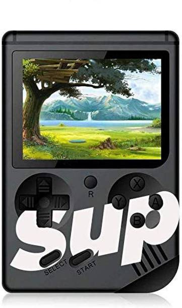 blue seed BBD-SUP 400 in 1 Games Retro Game Box Console Handheld Game PAD Gamebox with 400+ game