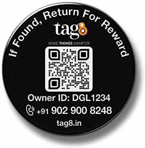 Tag8 800020 Find My Phone : Digital Tag Location Smart Tracker