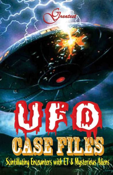 Greatest Ufo Case File 1 Edition