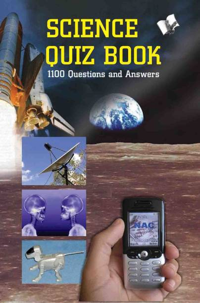 Science Quiz Book - 100 Questions and Answers 1 Edition
