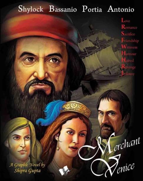 Merchant Of Venice 1 Edition
