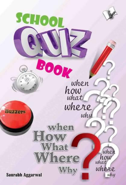 School Quiz Book 1 Edition
