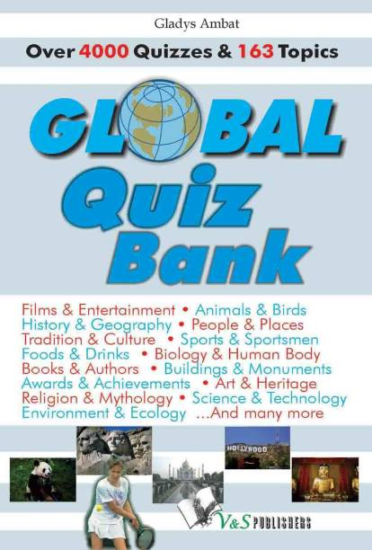Global Quiz Bank 1 Edition