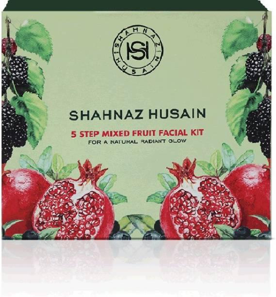 Shahnaz Husain 5 Step Mix Fruit Facial Kit