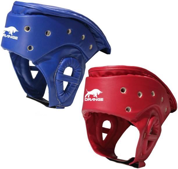 DRANGE Martial Arts Protective Sparring Head Gear for Taekwondo Karate MMA Boxing Boxing Head Guard
