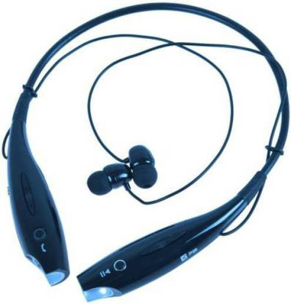 Czech New Arival HBS-730 Unique Ring-necked Bluetooth Headset