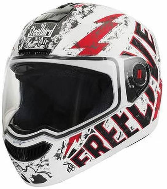 Steelbird Air BARGY 09 HELMET Motorsports Helmet
