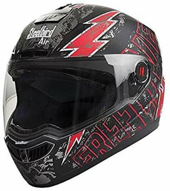 Steelbird Air STEEL AIR HELMET 0037 Motorsports Helmet