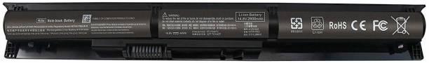 Techie Laptop Battery Compatible for HP ProBook - RI04 450 G3 455 470 G3(Black Color) 6 Cell Laptop Battery