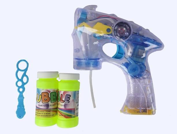 Goldstar Bubble Toy Gun for Kids Toy Bubble Maker
