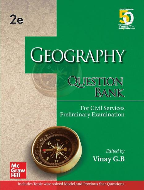Geography Question Bank for Civil Services Preliminary Examination