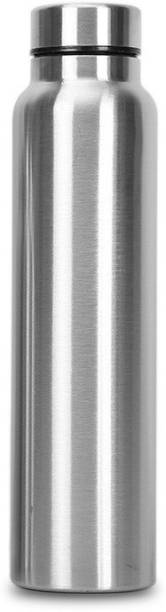 Classic Essentials Stainless Steel Spring Water Bottle 1000ml(Pack of 1) 1000 ml Bottle