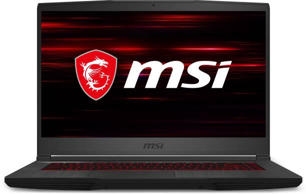 msi GF65 Thin Core i7 9th Gen - (16 GB/512 GB SSD/Windows 10 Home/6 GB Graphics/NVIDIA GeForce RTX 2060) GF65 Thin 9SEXR-406IN / GF65 Thin 9SEXR-1043IN Gaming Laptop