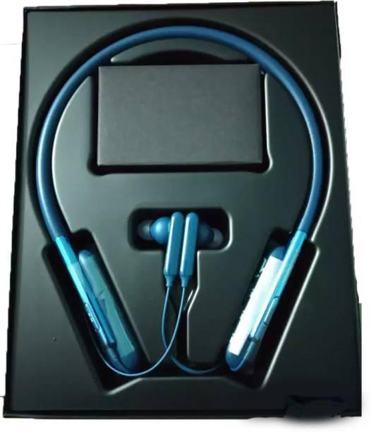 AMUSING Bluetooth Wireless in-Ear Flexible Headphones Sports Earphone Bluetooth Headset