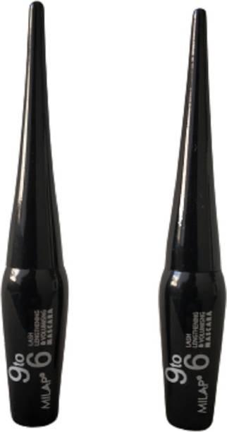 Milap 9 to 6 lengthening & volumising Mascara 12 ml
