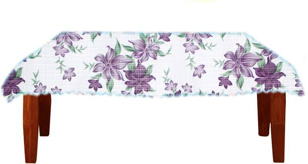 JM Homefurnishings Floral 4 Seater Table Cover