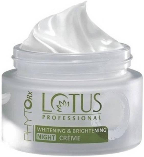 Lotus Professional PhytoRx Whitening and Brightening Night Cream