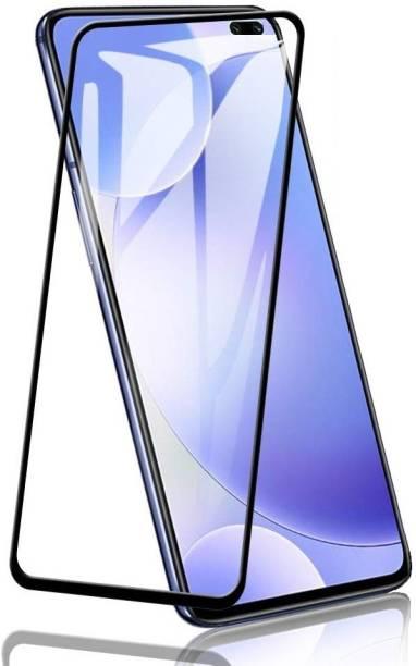 KWINE CASE Edge To Edge Tempered Glass for Mi Redmi K30, Poco X2, Poco X3, Samsung Galaxy F62, Poco X3 pro