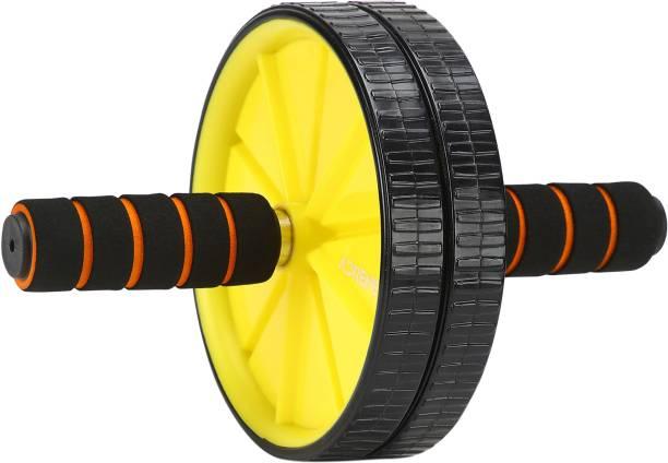 Adrenex by Flipkart Roller with Knee Pad Ab Exerciser