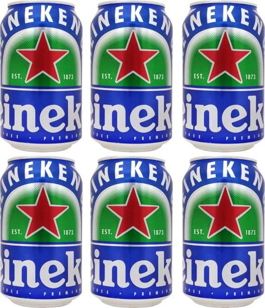 Heineken Non Alcohol Beer Can
