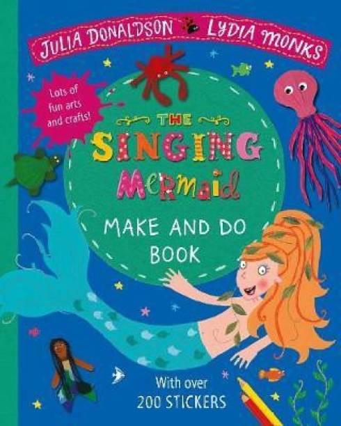 The Singing Mermaid Make and Do