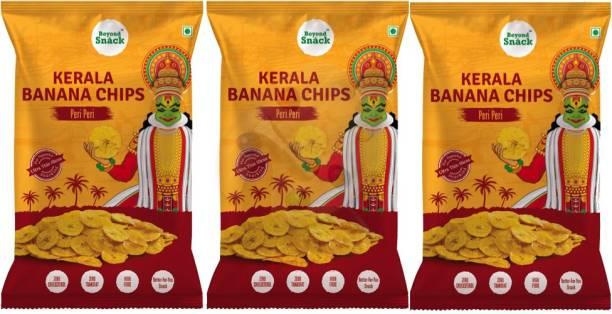 Beyond Snack Kerala Banana Chips - Peri Peri Chips