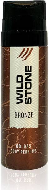Wild Stone Bronze Perfume Deodorant Spray  -  For Men