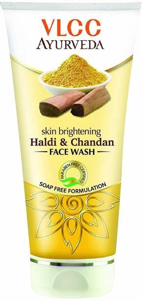 VLCC Skin Brightening Haldi and Chandan Face Wash