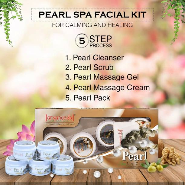 Aryanveda Herbals Pearl Spa Kit