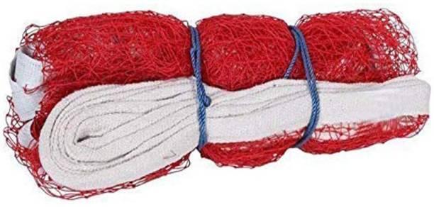 WILLAGE Nylon,Niwar and Tetron Tape Practice Net Court Net Badminton Net