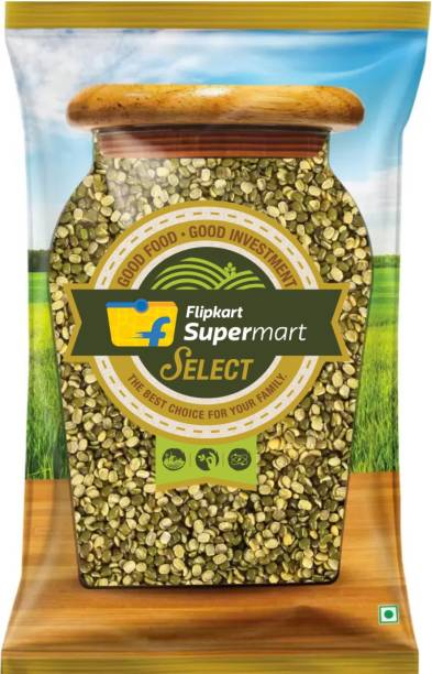Flipkart Supermart Select Green Moong Dal (Split)