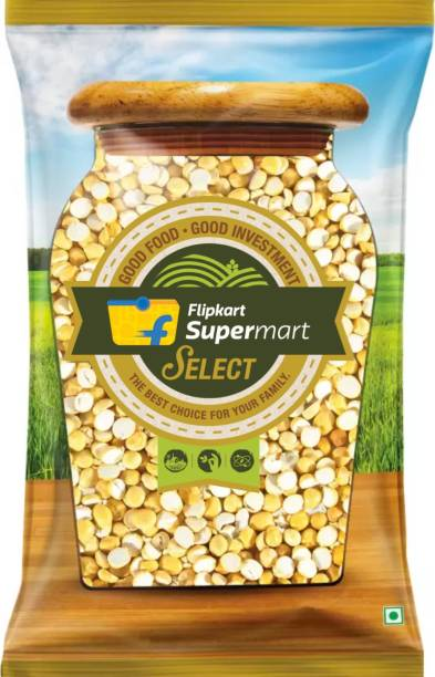 Flipkart Supermart Select Fried Gram (Split)