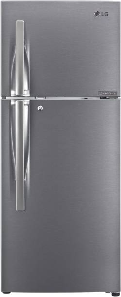 LG 260 L Frost Free Double Door 3 Star Convertible Refrigerator