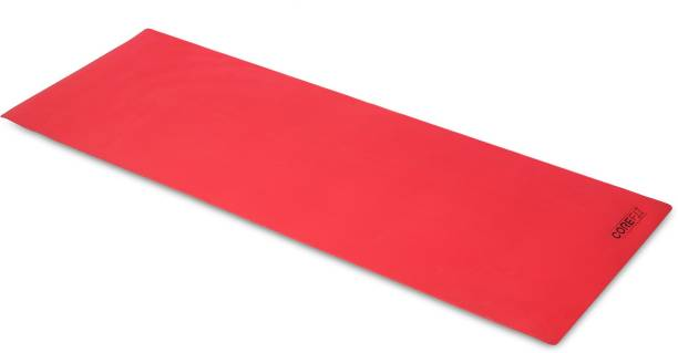 CORE FIT Roll Easy Pro 24 X 72 Red 6 mm Yoga Mat