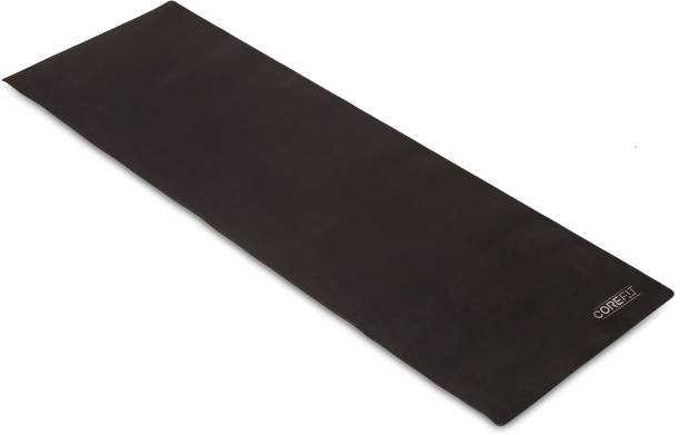 CORE FIT Roll Easy Pro 24 X 72-BK Black 6 mm Yoga Mat