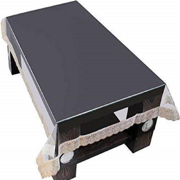 Shieldsmore Solid, Self Design 4 Seater Table Cover