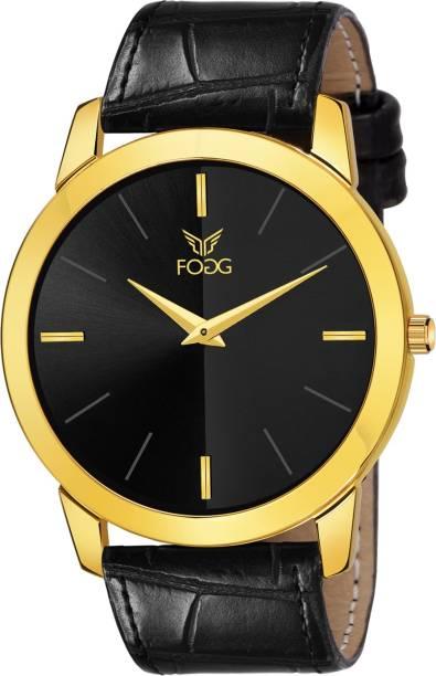 Fogg 1202-BK Analog Watch  - For Men