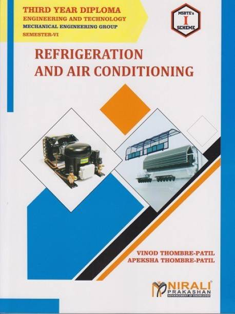 REFRIGERATION AND AIR CONDITIONING Course Code 22660