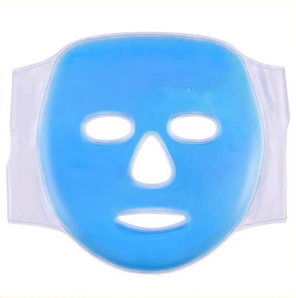 Skylight Gel Ice Pack Cooling Face Mask Pain Headache Relief Relaxing  Face Shaping Mask