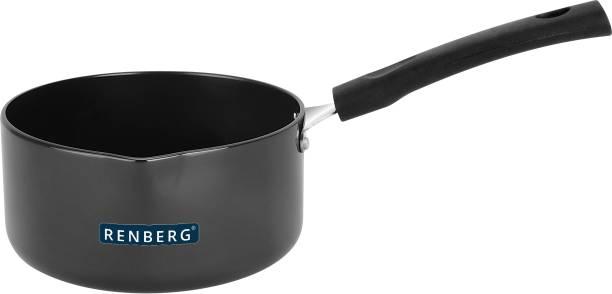 Renberg Tuff Hard Anodised Sauce Pan Pot 16 cm diameter 750 ml capacity