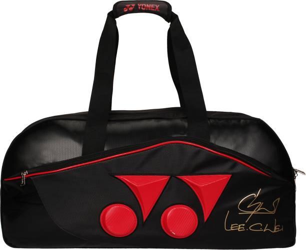 Yonex TOURNAMENT BAG MSQ13MS3 BT6 LCW EDITION  Badminton Bag Red, Kit Bag