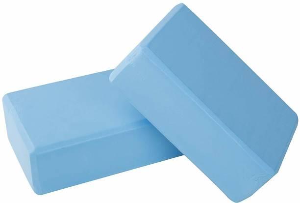 REHTRAD Yoga Brick Block EVA Foam Block to Support and Deepen Poses-2Pcs Yoga Blocks