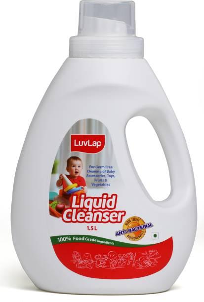 LuvLap Baby Bottle Cleanser