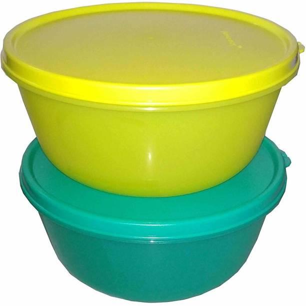 TUPPERWARE SS Plastic 1.5 L Bowl  - 1500 ml Plastic Grocery Container