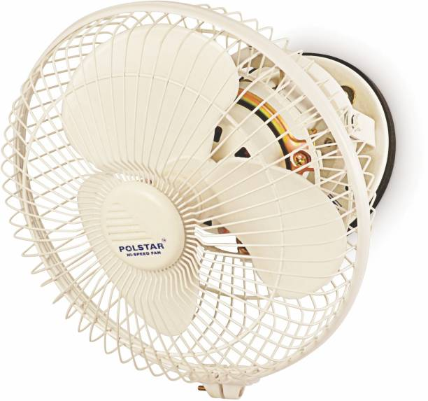 Polstar Ratna 225 mm Ultra High Speed 3 Blade Wall Fan